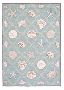 Cape Contemporary Shells Grid 5 x 7 R1276AQ