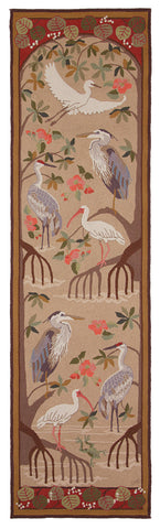 Birds of the Everglades 10' Runner R1322