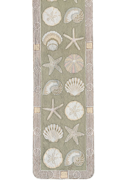 Cape Contemporary Shells 30' Runner R1870GR-O