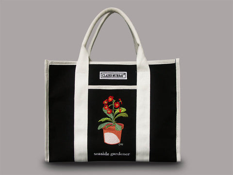 Seaside Garden Boat Bag