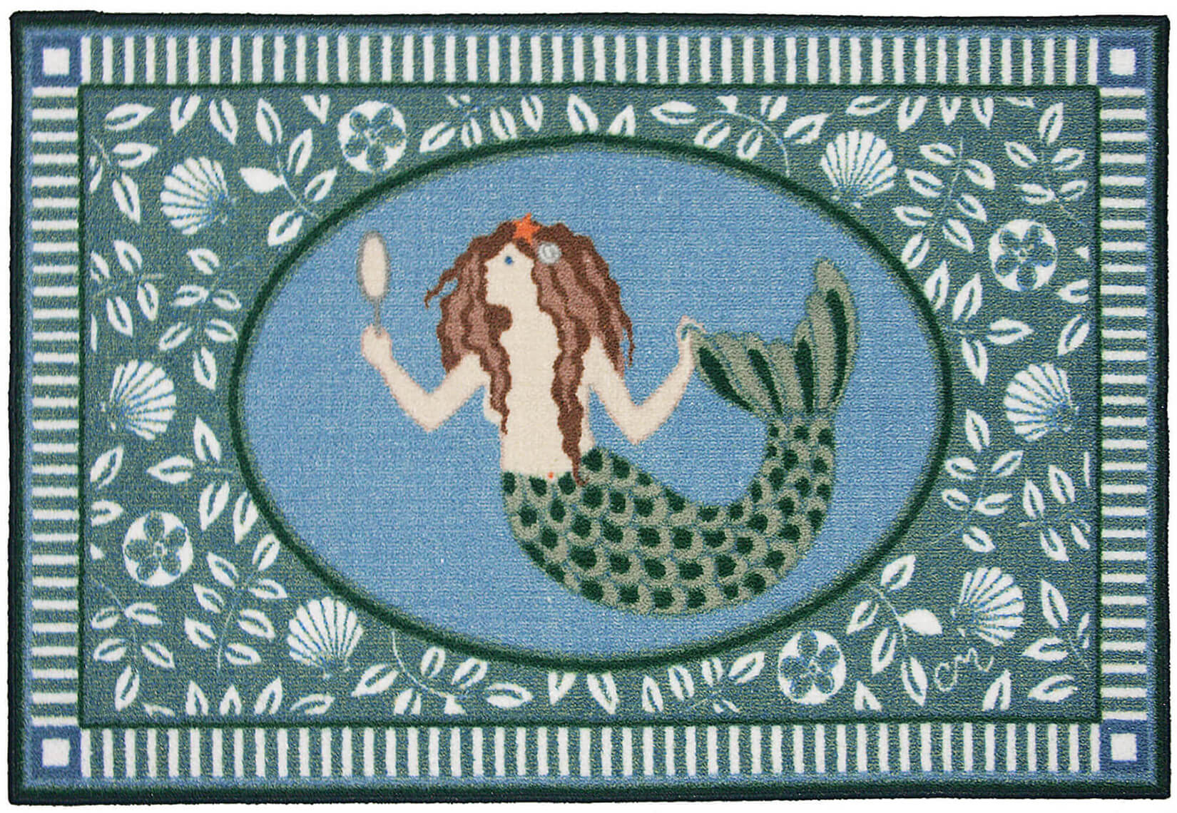 Siren of the Sea Washable 1122
