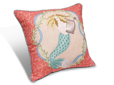 "Mermaid 18"" Pillow PM18"