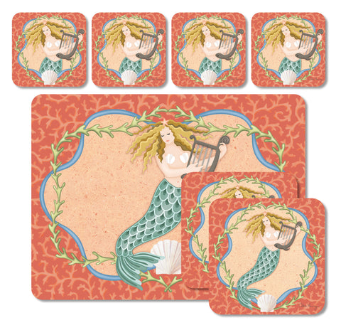 Sirens of the Sea Tableware Set