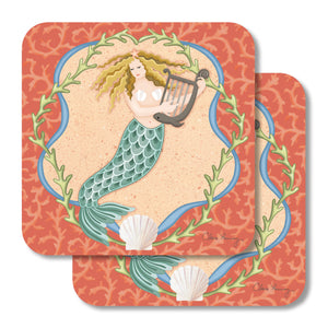 Sirens of the Sea Trivets