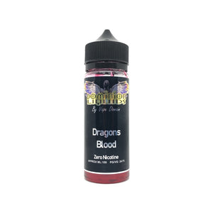 DOMINION LIQUIDS - 100ML DRAGONS BLOOD - Super E-cig Ltd