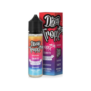 DOOZY VAPE CO - 50ML TROPIX TAHITI - Super E-cig Ltd