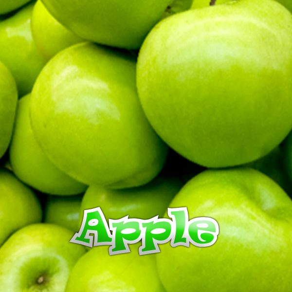 QCIG - 10ML APPLE - Super E-cig Ltd