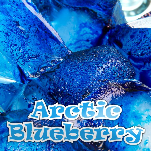 QCIG - 10ML ARCTIC BLUEBERRY - Super E-cig Ltd