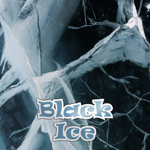 QCIG - 10ML BLACK ICE - Super E-cig Ltd