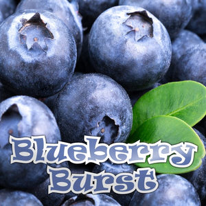 QCIG - 10ML BLUEBERRY BURST