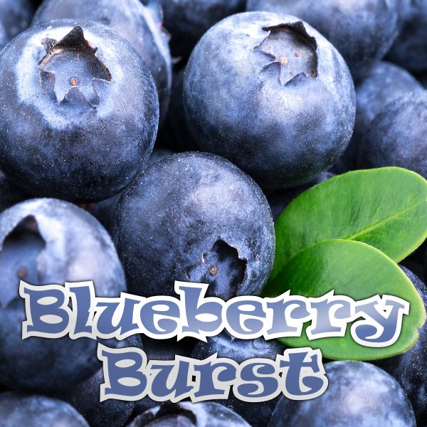 QCIG - 10ML BLUEBERRY BURST - Super E-cig Ltd