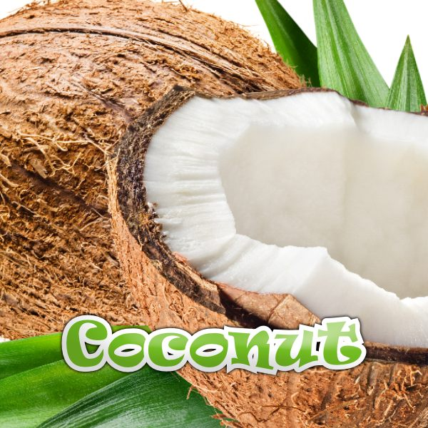 QCIG - 10ML COCONUT E LIQUID - Super E-cig Ltd