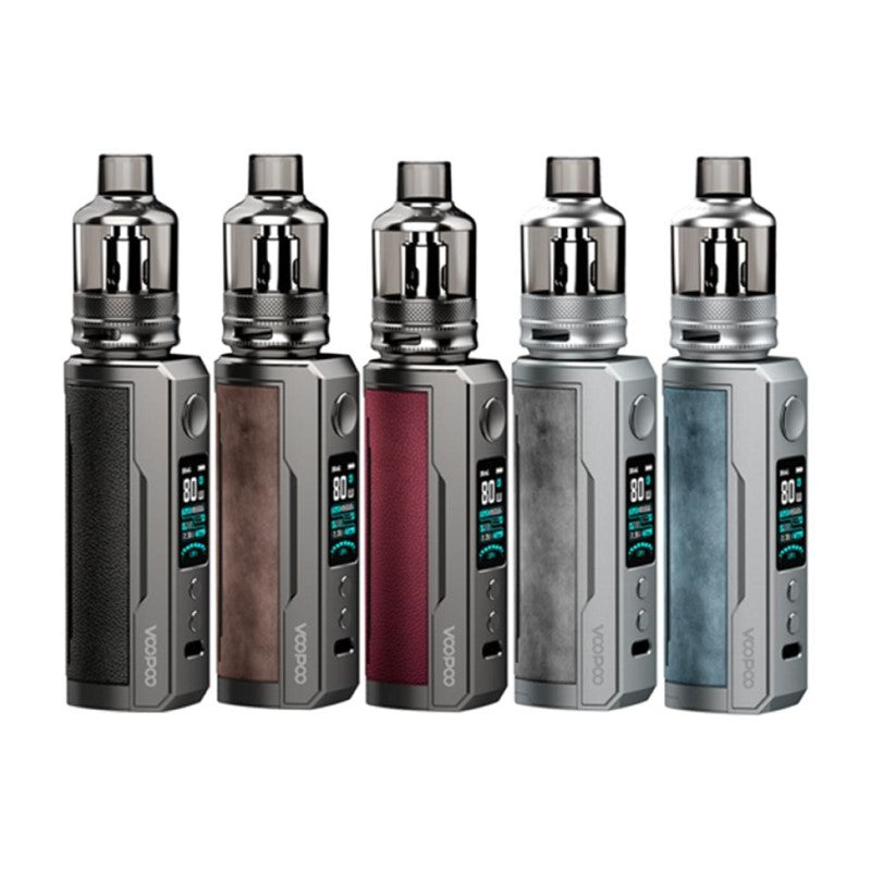 VOOPOO - DRAG X PLUS POD KIT - Super E-cig Ltd