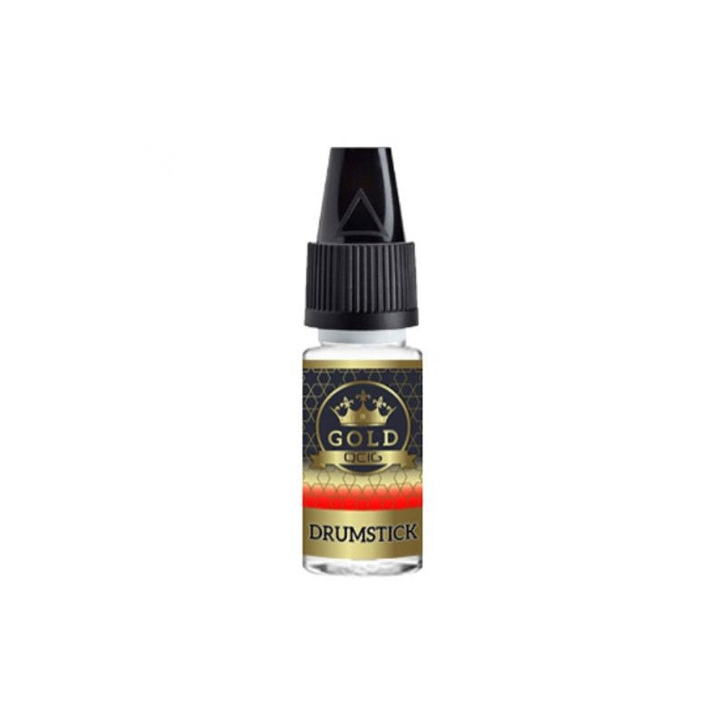 QCIG - 10ML DRUMSTICK E LIQUID - Super E-cig Ltd