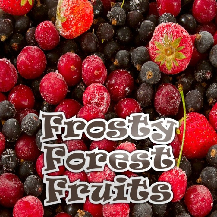 QCIG - 10ML FROSTY FOREST FRUIT