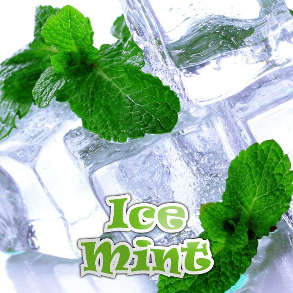 QCIG - 10ML ICE MINT - Super E-cig Ltd