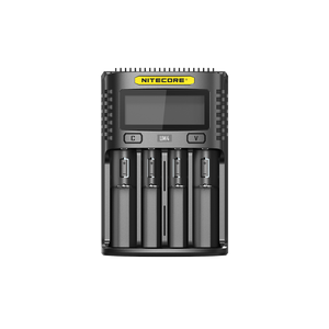 NITECORE - UM4 CHARGER - Super E-cig Ltd