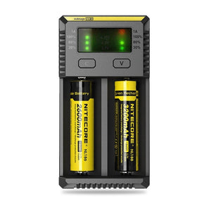 NITECORE - I2 CHARGER - Super E-cig Ltd