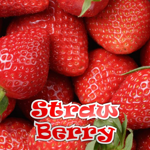 QCIG - 10ML STRAWBERRY - Super E-cig Ltd