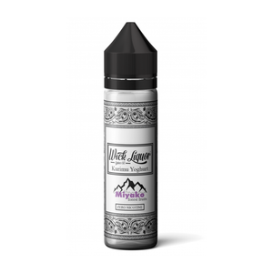 WICK LIQUOR KURIMU YOGHURT - 50ML MIYAKO FOREST FRUITS E LIQUID - Super E-cig Ltd