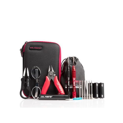 COIL MASTER - MINI TOOL SET - Super E-cig