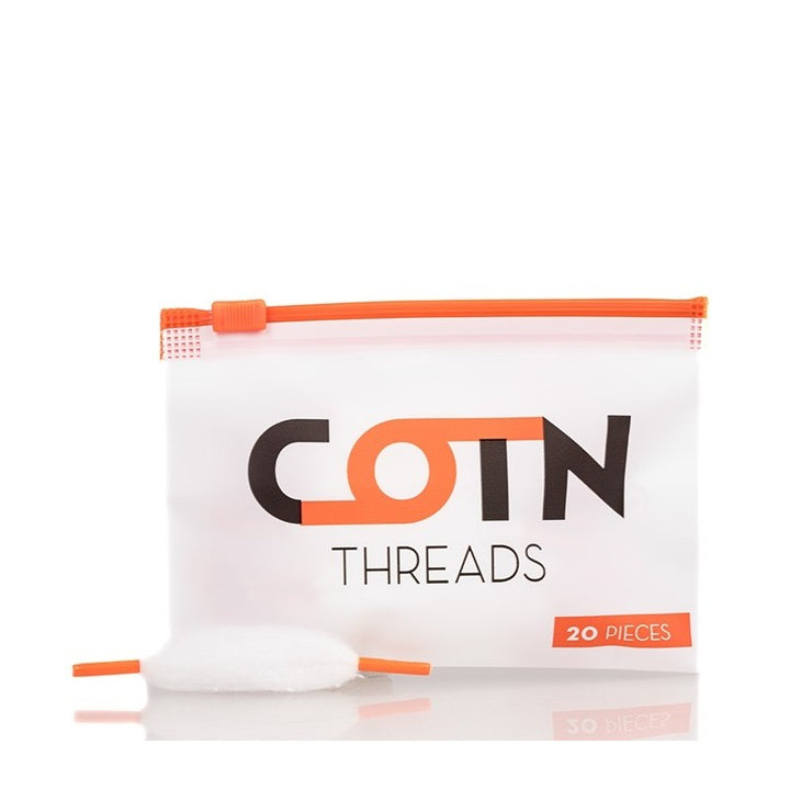 COTN - COTTON TREADS - Super E-cig