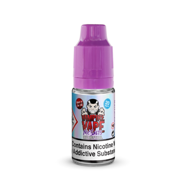 VAMPIRE VAPE - 10ML ICE MENTHOL SALTS