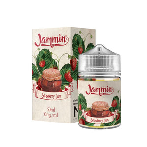 JAMMIN - 60ML STRAWBERRY JAM