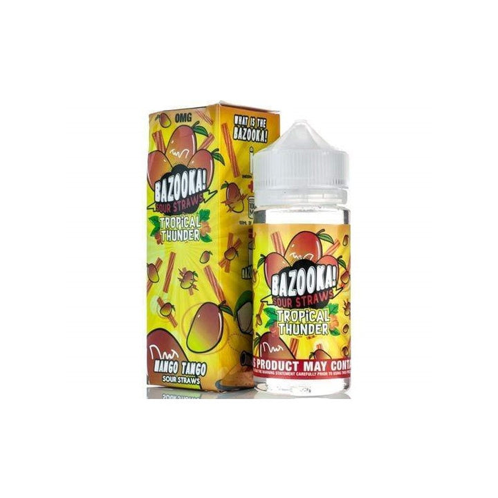 BAZOOKA - 100ML TROPICAL THUNDER MANGO TANGO - Super E-cig Ltd
