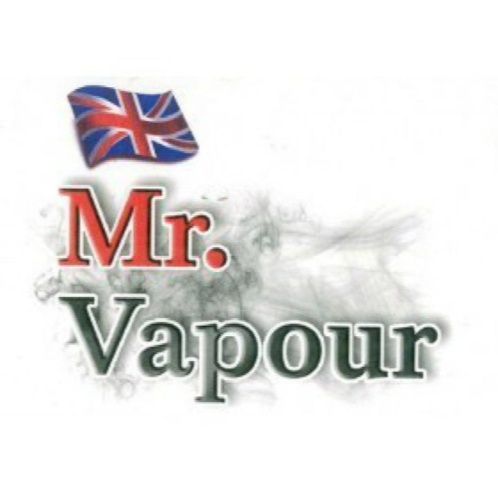 MR VAPOUR - 10ML STRAWBERRY MENTHOL - Super E-cig