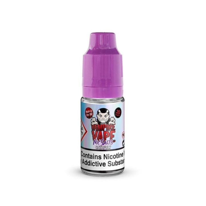 VAMPIRE VAPE - 10ML CATAPULT NIC SALTS