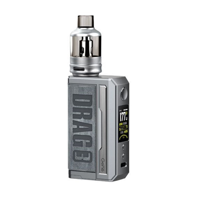 VOOPOO - DRAG 3 POD KIT - Super E-cig Ltd