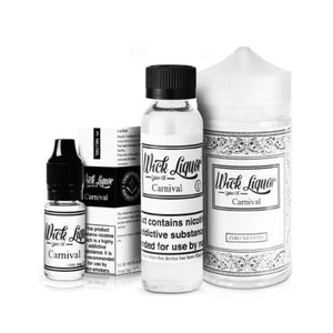WICK LIQUOR - 180ML BOULAVARD - Super E-cig Ltd