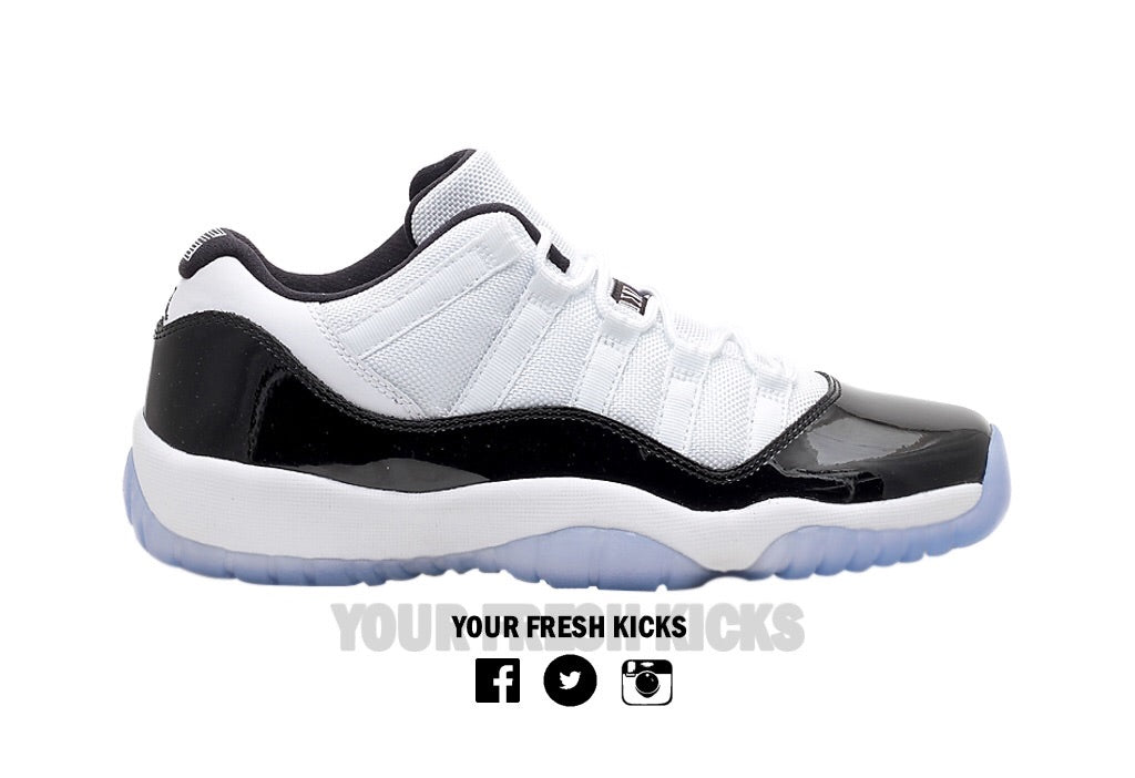 Men's Air Jordan 11 low | Concord