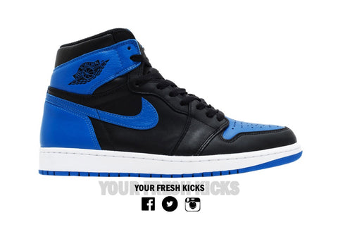 Men's Air Jordan 1 | Royal Blue