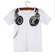 Headphone Tee