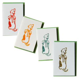 Tiny Dog Thank You Blank Card Notelets Set