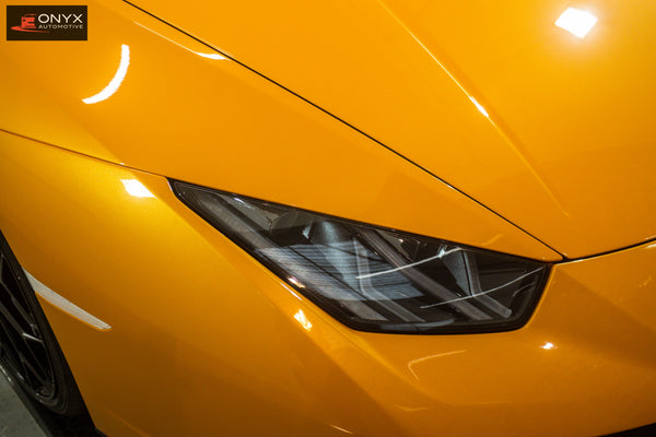 Lamborghini Huracan Performante Spyder Front End Paint Protection