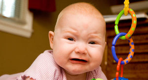 Seven reasons babies cry and how to soothe them.