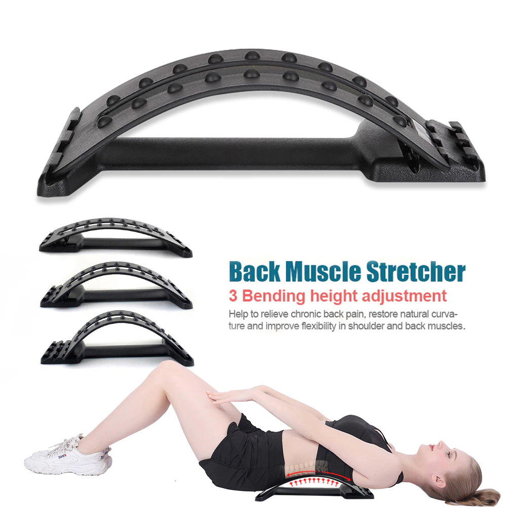 Lumber Back Pain Device