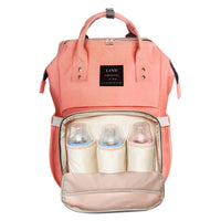 New Baby Diaper Bag,Fashion Mummy Maternity Nappy Bag,Large Capacity Travel Backpack - TonyToyss.com