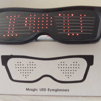 Magic Bluetooth LED Glasses - TonyToyss.com
