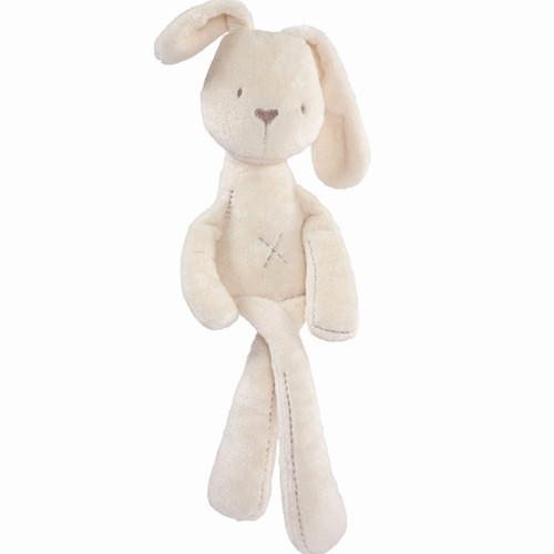 Cute Baby Rabbit Sleeping Comfort Doll - TonyToyss.com