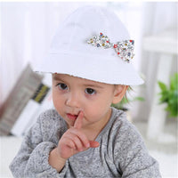 Summer Baby Cotton Hat Double Sided - TonyToyss.com