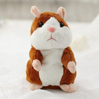 Talking Hamster Plush Toy - TonyToyss.com