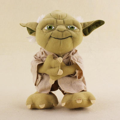 Star Wars Master Yoda Plush Toy - TonyToyss.com