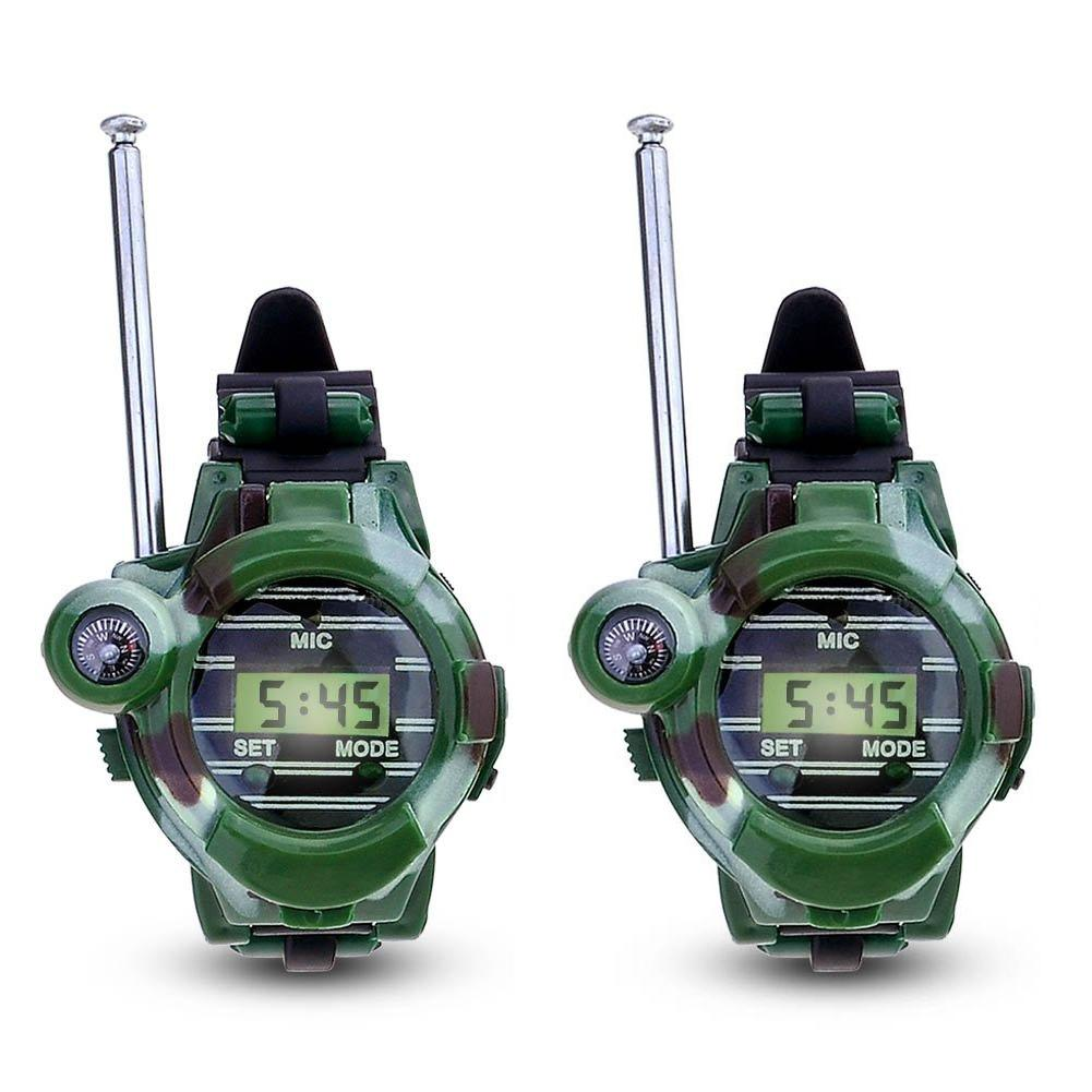 7 in 1 Children Watch Radio Outdoor Interphone Toy 150M Watches Walkie Talkie - TonyToyss.com