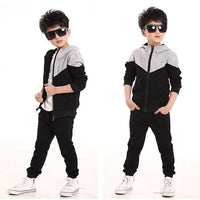 New Fashion Boys Sport Suits - TonyToyss.com