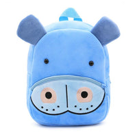Adorable Animal Cartoon Plush Kids Backpacks 27 Designs - TonyToyss.com
