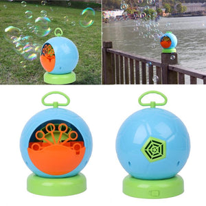 Automatic Bubble Maker Machine-Children Indoor Outdoor Parties - TonyToyss.com